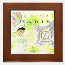 tour Eiffel Framed Tile
