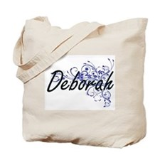 Cute I love deborah Tote Bag