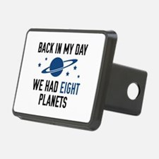 We Had Eight Planets Hitch Cover