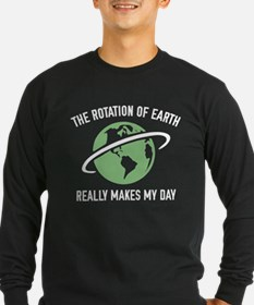 The Rotation Of The Earth T