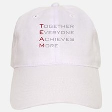 TEAM Together Everyone Achieves Baseball Baseball Cap