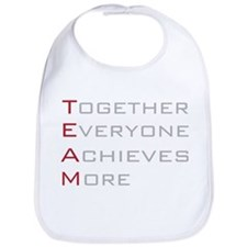 TEAM Together Everyone Achieves Bib