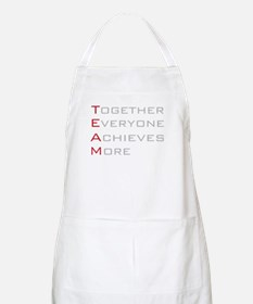 TEAM Together Everyone Achieves BBQ Apron