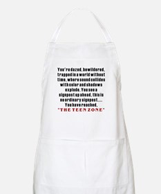 Teen Zone, 13th Gifts BBQ Apron