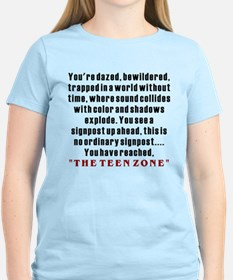 Teen Zone, 13th Gifts T-Shirt