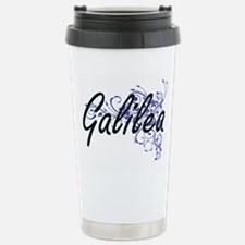 Galilea Artistic Name D Travel Mug