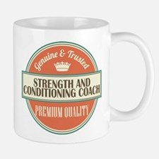 strength and conditioning coach vintage Mug