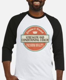 strength and conditioning coach vi Baseball Jersey