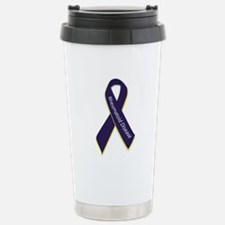 Awareness Ribbon Travel Mug