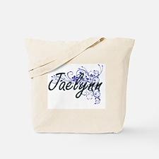 Cute Jaelynn Tote Bag