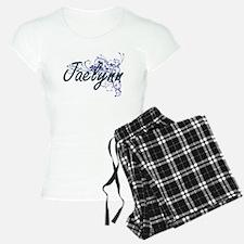 Jaelynn Artistic Name Desig Pajamas