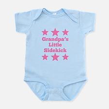 Grandpa's Little Sidekick Body Suit