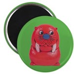 "Vintage Toy Walrus 2.25"" Magnet (100 pack)"