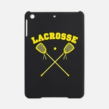 Lacrosse Orange iPad Mini Case