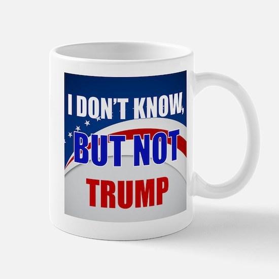 Not Trump Mugs