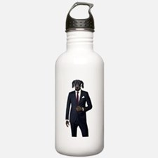 Bronnie in a suit Water Bottle