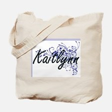 Cute Kaitlynn Tote Bag