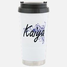 Kaiya Artistic Name Des Stainless Steel Travel Mug