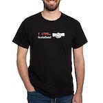 I Love Socialism Dark T-Shirt