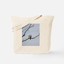 Cool Peregrine falcon Tote Bag