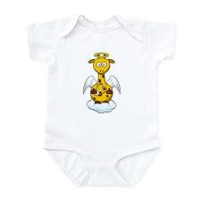 Giraffe Angel Body Suit