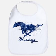 Funny Mustang Bib