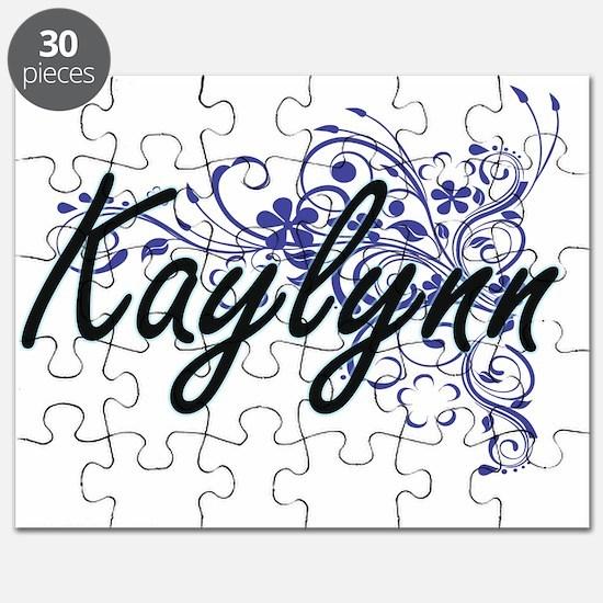 Cute Kaylynn Puzzle