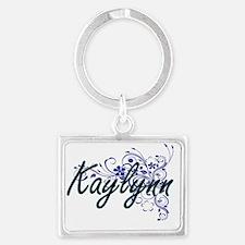 Cute Kaylynn Landscape Keychain