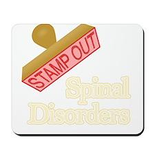Spinal Cord Injury Mousepad