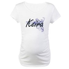 Keira Artistic Name Design with Shirt