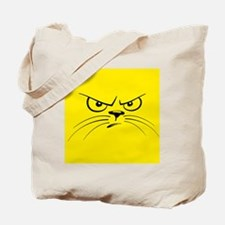 Cute Soft kitty warm kitty little ball of fur Tote Bag