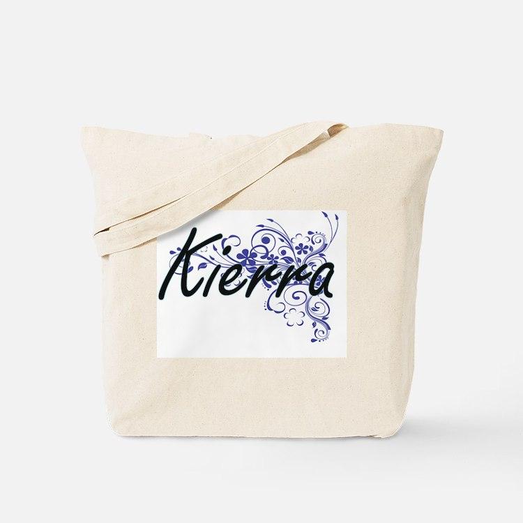 Cute Kierra Tote Bag