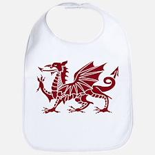 Welsh Dragon Bib