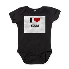 Unique Tires Baby Bodysuit