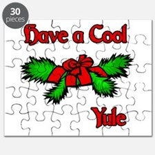 Have a cool Yule Puzzle