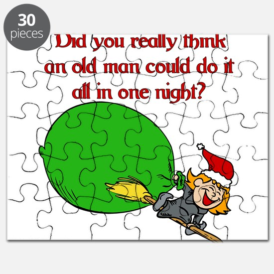 All in one night? Puzzle