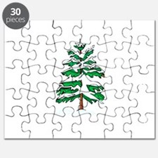 Yule Tree Puzzle