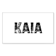 Kaia Rectangle Decal