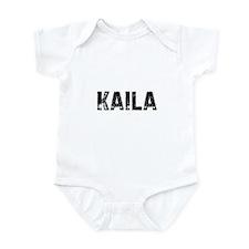 Kaila Infant Bodysuit