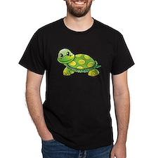 Unique Turtle man T-Shirt
