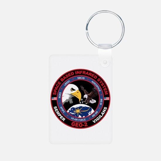 GEO-2 Keychains