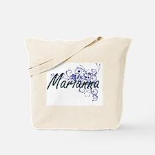 Cute Marianna Tote Bag