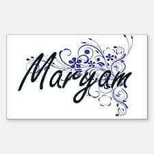Maryam Stickers   Maryam Sticker Designs   Label Stickers ...