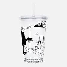 Cell Phone Cartoon 935 Acrylic Double-wall Tumbler