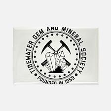 Founders logo crisp, bold Magnets