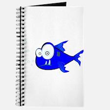 Funny Fishy Journal