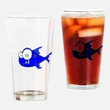 Unique Fishy Drinking Glass