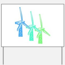 two large windmills.png Yard Sign