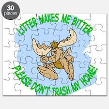 Bitter Litter Moose Puzzle