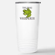 Cute Frog Travel Mug